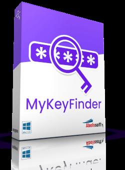 MyKeyFinder